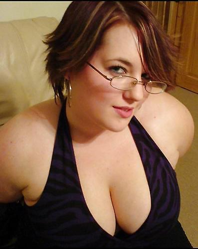 Busty lovely janet